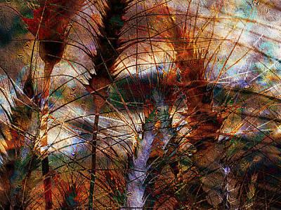 Digital Art - Bountiful Harvest by Kiki Art