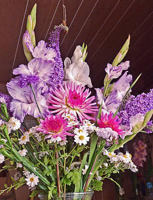 Photograph - Bouquet Beauty  by Gracia  Molloy