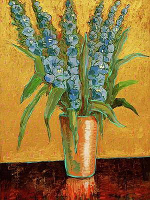 Painting - Bouquet I by John Newcomb