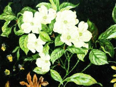 Bouquet In White Original