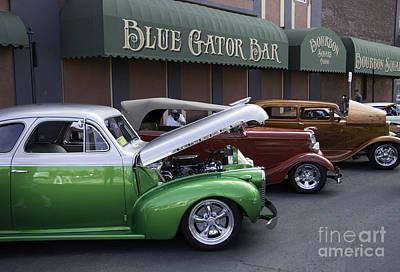 Photograph - Bourbon Square Classics by Cathie Richardson