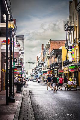 Photograph - Bourbon Street 2 by Deborah Hughes