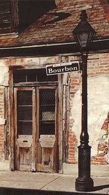 Photograph - Bourbon Street 2 by Mary Bedy