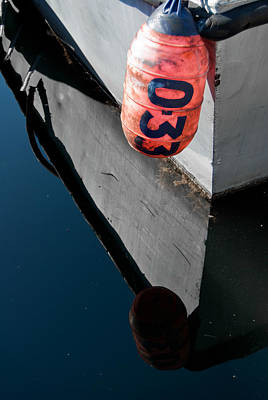 Bouys Photograph - Bouy No. 0-33 by Jani Freimann