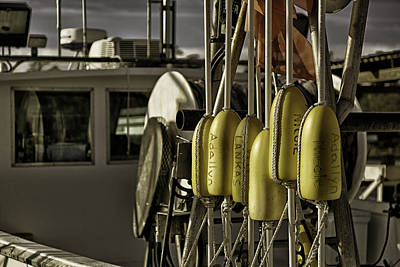 Photograph - Bouy Ready by Denis Lemay
