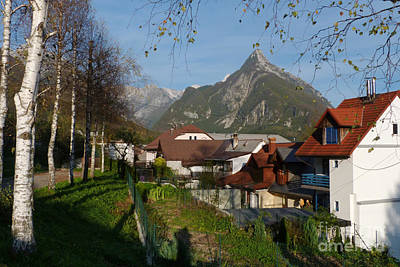 Photograph - Bovec - Slovenia by Phil Banks
