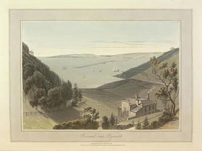 Bovisand Art Print by British Library