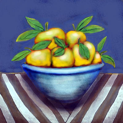 Surrealism Digital Art Rights Managed Images - Bowl1 - 1 0f 3 Royalty-Free Image by Jennifer Taylor