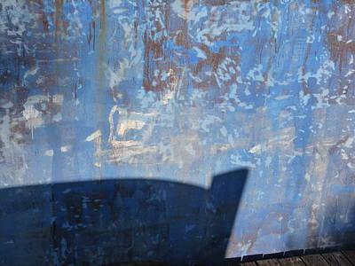 Photograph - Bow's Shadow  by Christine Burdine