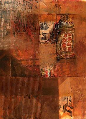 Painting - Box O' Rocks by Buck Buchheister