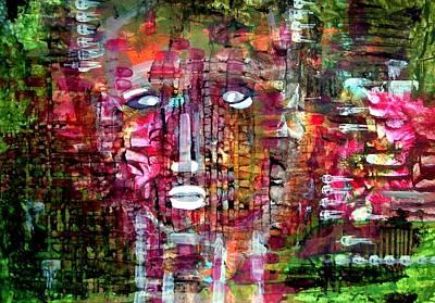Boy On The Wall Art Print by Aquira Kusume