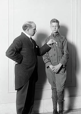 Photograph - Boy Scout, 1916 by Granger