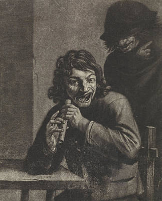 Boy With Flute, Attributed To Jan Van Der Bruggen Art Print