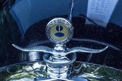 Photograph - Boyce Motormeter by Nance Larson