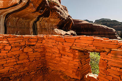Boynton Canyon Photograph - Boynton Canyon 04-234 by Scott McAllister