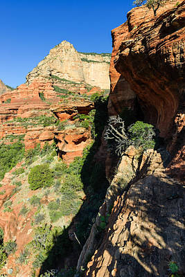 Boynton Canyon 04-420 Art Print