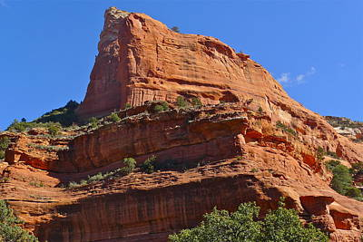 Photograph - Boynton Canyon by Denise Mazzocco