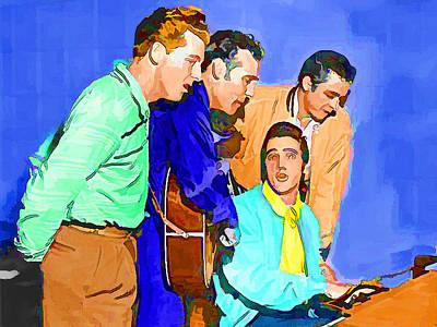 Boys In The Band Original by Steven Weakley