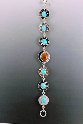 14k Jewelry - Bracelet by Wayne Houston