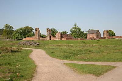 Bradgate Park House Art Print by Mark Severn