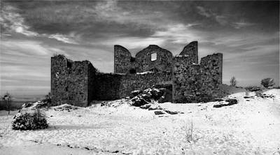 Brahehus Castle Ruins Original
