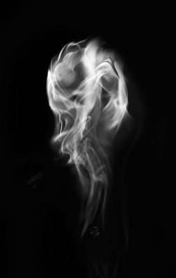 Photograph - Brain Wave by Steven Poulton