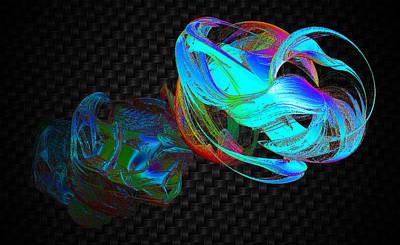 Digital Art - Branded by Betsy Jones