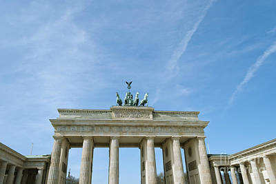 Photograph - Brandenburg Gate Berlin by Design Windmill