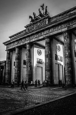 Brandenburg-gate Original by Chris Smith