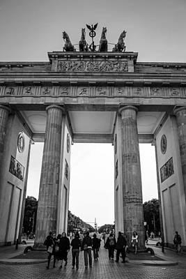Brandenburger-tor Original by Chris Smith
