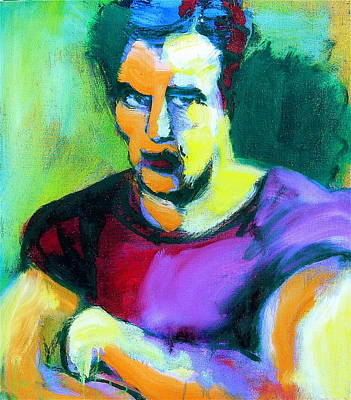 Painting - Brando by Les Leffingwell