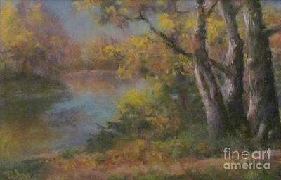 Pastel - Brandywine Autumn by Bill Puglisi