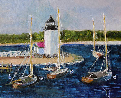 Brant Lighthouse Nantucket Original