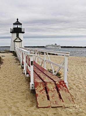 Photograph - Brant Point by Karin Pinkham