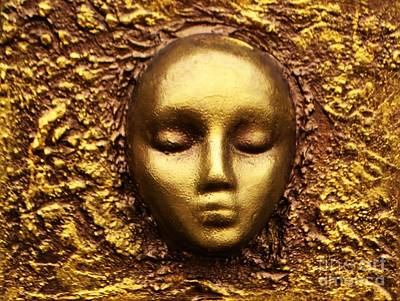 Mixed Media - Brass by P Dwain Morris