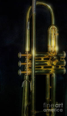 Brass Section Please Art Print by Skip Willits
