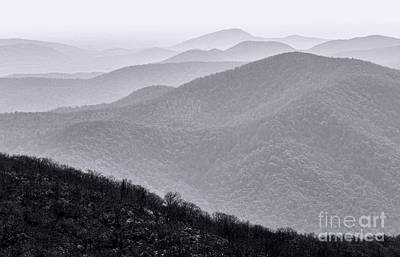 Photograph - Brasstown Bald by Sharon Seaward