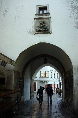 Photograph - Bratislava-204 by Rezzan Erguvan-Onal