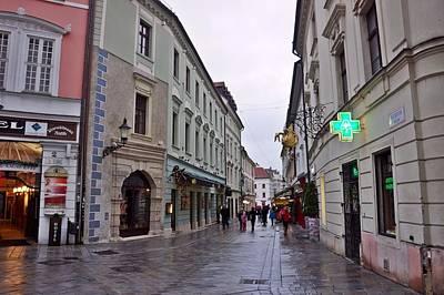 Photograph - Bratislava-206 by Rezzan Erguvan-Onal
