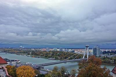 Photograph - Bratislava-212 by Rezzan Erguvan-Onal