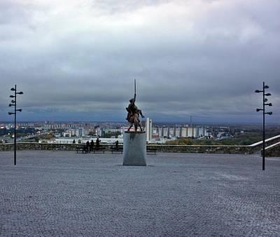 Photograph - Bratislava-215 by Rezzan Erguvan-Onal