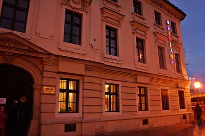 Photograph - Bratislava-219 by Rezzan Erguvan-Onal
