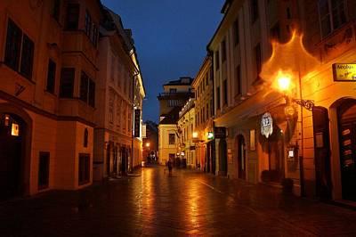 Photograph - Bratislava-222 by Rezzan Erguvan-Onal