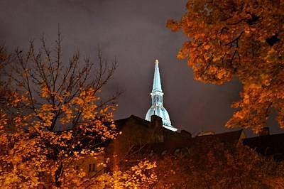 Photograph - Bratislava-224 by Rezzan Erguvan-Onal
