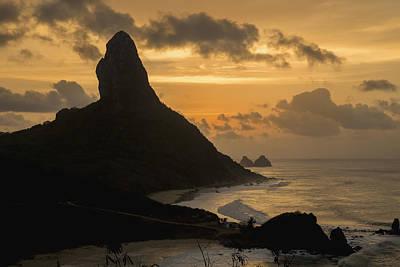 Brazil, Pernambuco, View Of Morro Print by Dosfotos