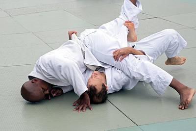 Brazilian Jiu-jitsu Art Print