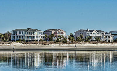 Photograph - Breach Beach by Ed Waldrop