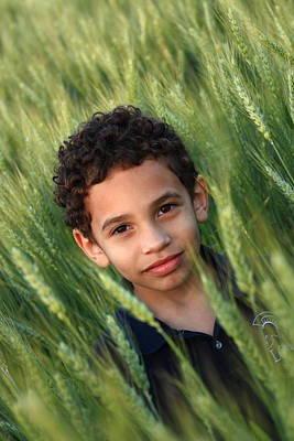 Photograph - Bread Lovers Heaven The Wheat Field Art by Reid Callaway