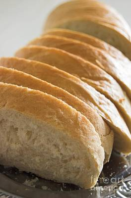 Bread Art Print by Michal Bednarek