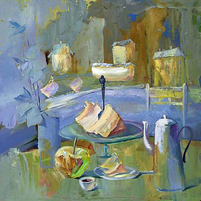 Breakfast Original by Alexander Maslik